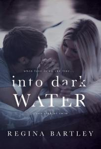 into dark water front